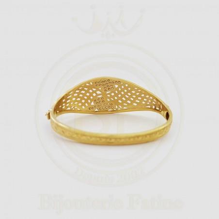 Bracelet trés magnifique en or 18 carats