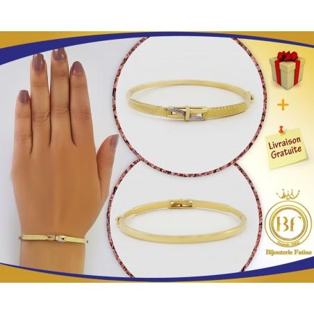 Bracelet  trés jolie en or 18 carats