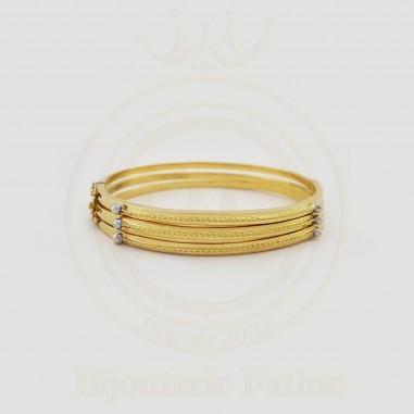 Sertla chic et luxueuse en or 18 carats