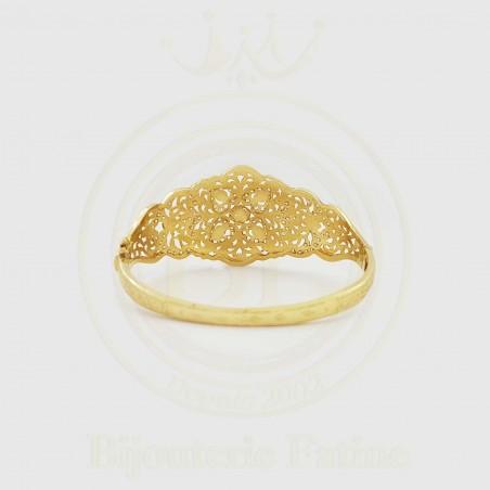 Bracelet traditionnel en Or 18 carats