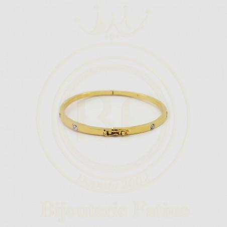 Bracelet original en or 18 carats