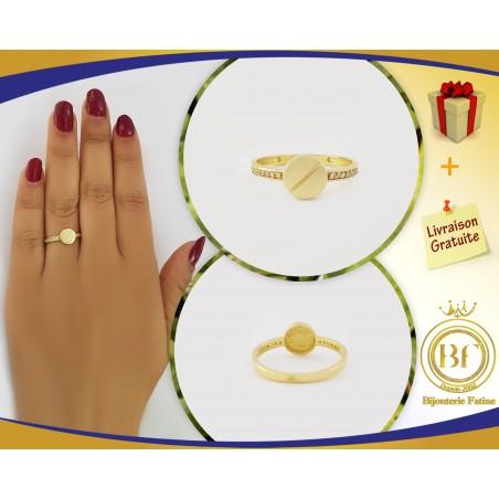 Bague Clou en or 18 carats