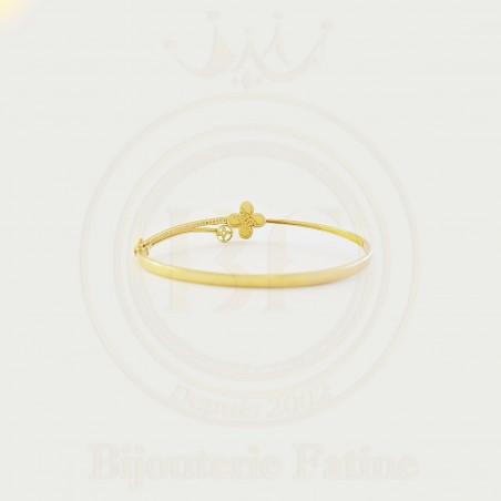 Bracelet tellement  chic en or 18 carats