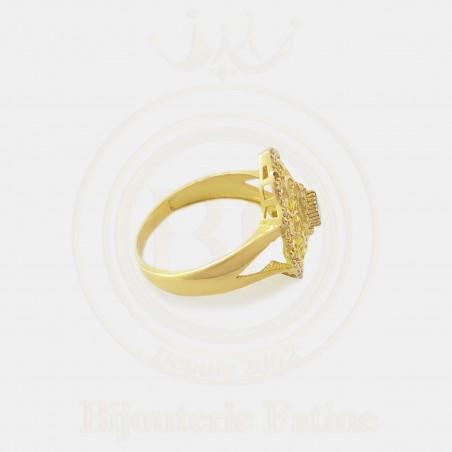 Bague 189 très élégante en or 18 carats