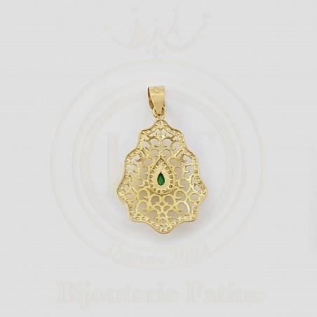 Pendentif magnifique en or 18 carats