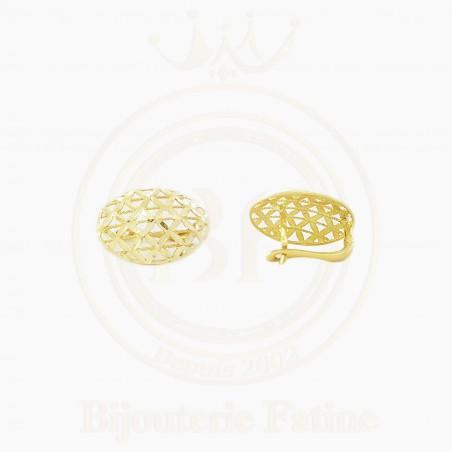 Boucles d'Oreilles 845 très chic en or 18 carats