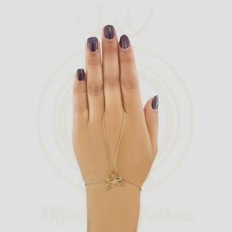 Khoulkhal trés chic en or 18 carats