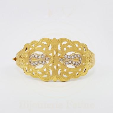 Bracelet haute qualité en Or 18 carats