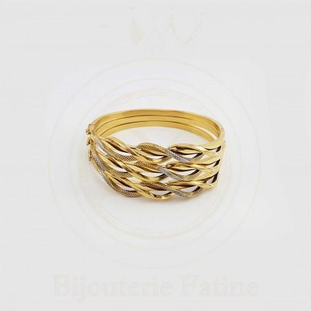 Sertla 476 avec un design très attrayant en or 18 carats