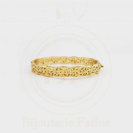 Bracelet 299 avec un design très charmant en or 18 carats